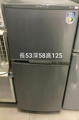 新竹二手家具 買賣 總店來來-LG 150公升 雙門 冰箱~新竹搬家公司|竹北-新豐-竹南-頭份-2手 買賣 家電 桌椅-茶几-沙發-衣櫥-電視櫃-床架-床墊