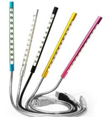 LED燈 usb10燈觸摸燈 護眼燈 書桌燈 化妝燈 床頭燈 辦公燈 閱讀燈 麻將燈 檯燈護眼燈 USB燈 USB電腦燈 新竹市
