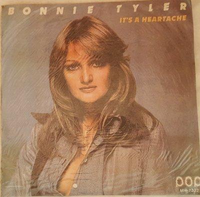 {夏荷 美學生活小舖}台版黑膠唱片 Bonnie Tyler 邦尼泰勒–It's A Heartache