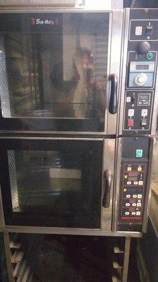 旋風烤箱~8皿保固半年、三麥出品附烤皿