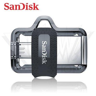 SANDISK 16G Ultra OTG m3.0 / USB 3.0 雙用隨身碟 保固公司貨