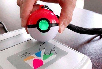 寶可夢造型悠遊卡 - 3D 精靈球立體造型