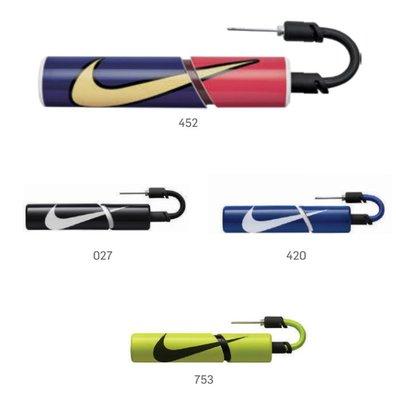 【n0900台灣健立最便宜】2019  NIKE 打氣筒 N.000.1384.452(多選一)