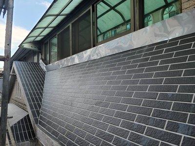 【日式石英】外牆磁磚二丁掛尺寸22.7X6小量批售/日式磁磚/居家修繕/可代工施作