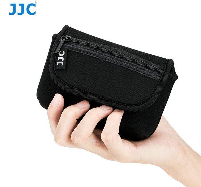 促銷 JJC索尼黑卡相機包RX100 M6 M5 M4 M3 M2 RX100III IV V VI內膽包理光GR收納袋