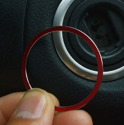 【機車王子】現貨!賓士Benz 一鍵啟動鋁合金裝飾外框 A級B級C級E級GLK.ML.GL.CLA 內飾美化改裝 鑰匙孔改裝裝飾框 亮片