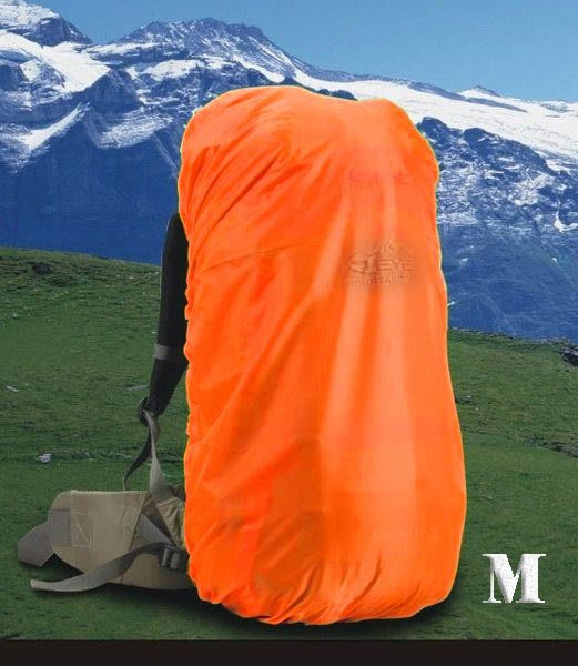 加賀皮件 EYE 中款 防雨套 背包用 雨衣套 防雨罩 15-45公升以下適用 EYE-998-M