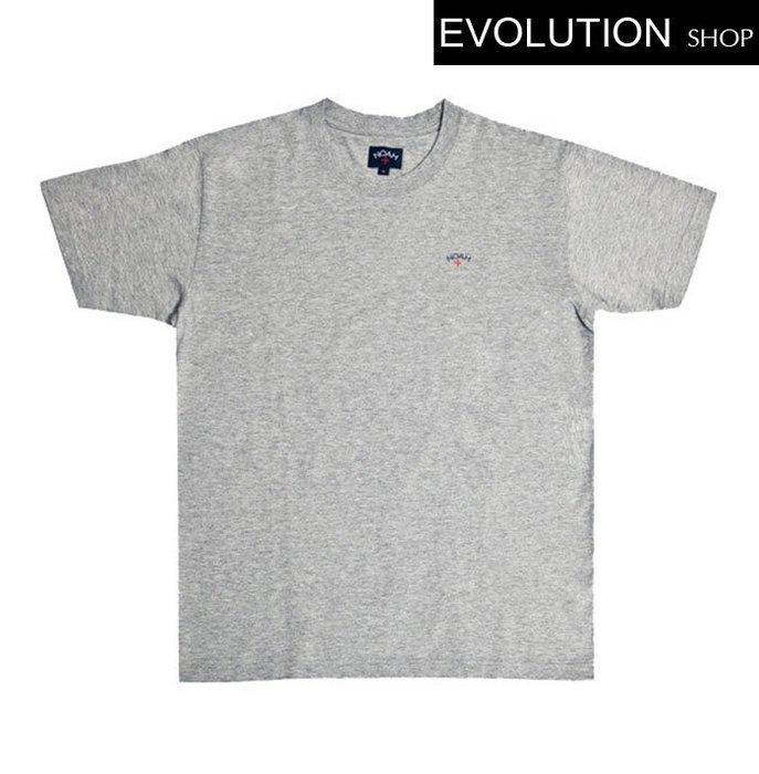 全新商品 NOAH CLOTHING LOGO 十字架 圖案 短袖 灰色 S-XL