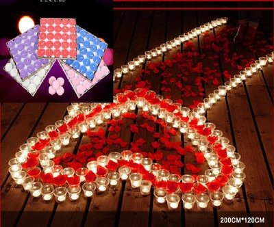 排字 專屬 蠟燭(1個2元) 2小時 燭燈 小蠟燭 無煙蠟燭 告白求婚 生日 派對 婚禮喜慶 情人節【P110005】