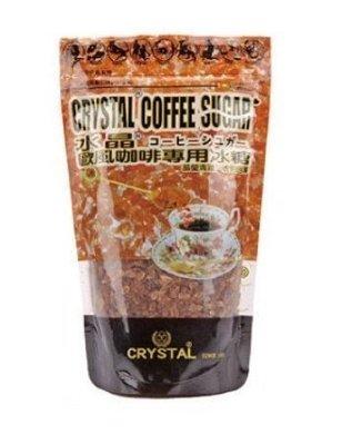 『里德咖啡烘焙王 』歐風 水晶 咖啡專用 紅冰糖 450g 大量購買另有優惠