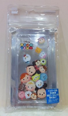 《東京家族》透明Tsum Tsum iphone 6 手機殼