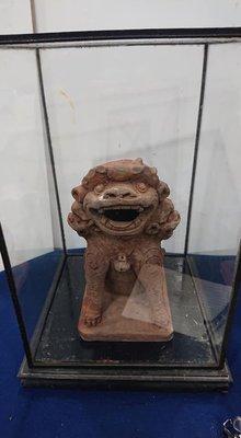 陶獅 紅磚獅 (限自取)