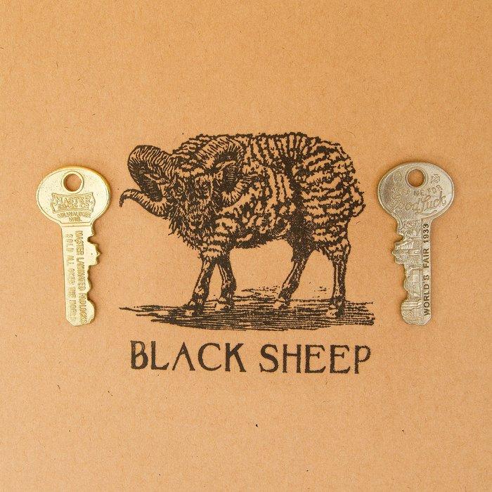 黑羊選物 33年芝加哥世博會鑰匙圈 幸運鑰匙圈 復刻精細 黃銅鑰匙圈 白銅 鑰匙造型 潮流 復古 老味 送禮 配件 小物