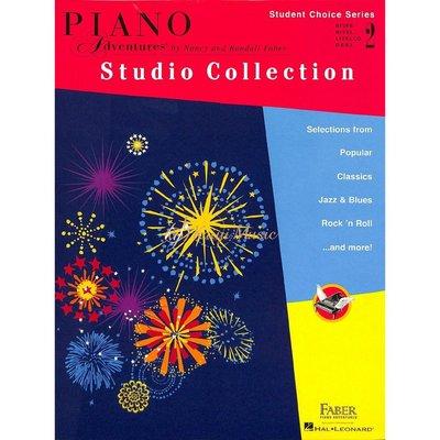 Kaiyi Music 【Kaiyi Music】faber piano adventures studio collection book 2
