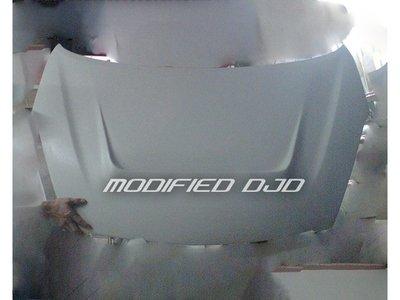 DJD19091204 TOYOTA WISH 引擎蓋日本版套件 04-09