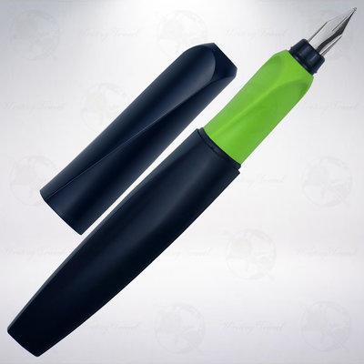 德國 百利金 Pelikan TWIST 扭扭鋼筆: 深藍色