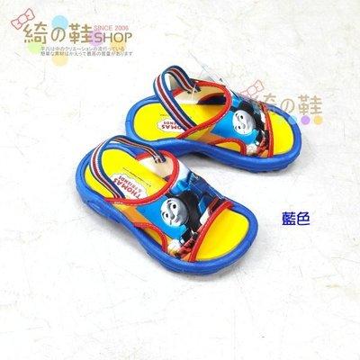 ☆綺的鞋鋪子☆ 湯瑪士小火車 15 藍...