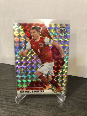 2021 Marcel Sabitzer panini mosaic 奧地利🇦🇹前鋒 RB萊比錫隊長 prizm uefa 足球 歐洲國家盃 topps