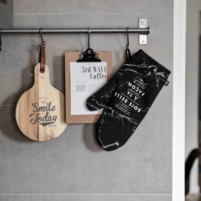 MAJ.POINT-隔熱手套 廚房用品 烘焙 北歐極簡風 大理石紋 韓式ZAKKA 雜貨 居家擺設 拍攝背道具 商品代購