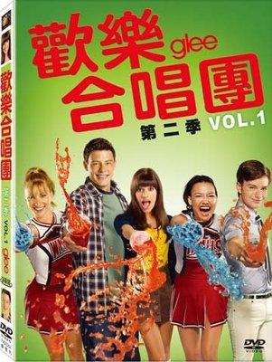 [DVD] - 歡樂合唱團 第二季 (上) Glee VOL.1 (3DVD) ( 得利正版 )