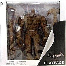 ++全新 DC 13吋 Batman Arkham City Deluxe Clayface 泥人 泥巴人