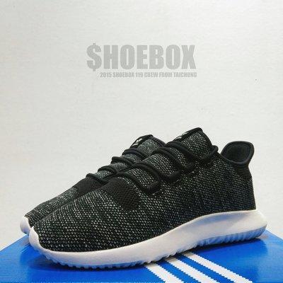 SHOEBOX《保證正品》adidas Original Tubular Shadow 平民版350 黑 BB8826