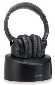 HRF 385 立體聲無線耳機,50米,900MHZ不受外界干擾 可穿透牆壁,電視 電腦,禮物 獎品;近全新
