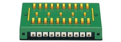 傑仲 博蘭 FLEISCHMANN 鐵軌零件 Connector panel 6941