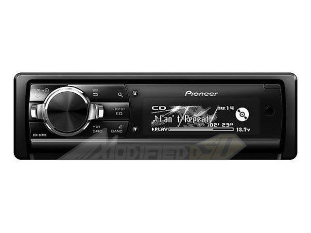 DJD 16 Pi-I0006 先鋒Pioneer DEH-80PRS CD/MP3/USB/iPhone車用頂級主機