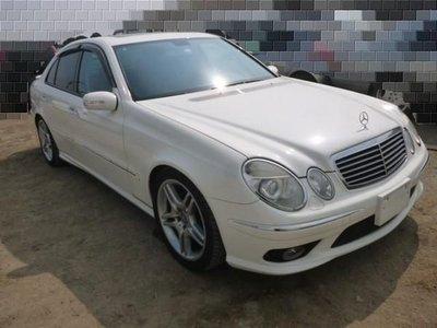 BENZ W211 E500外匯零件車拆賣 240 320