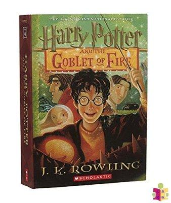 [文閲原版]哈利.波特與火焰杯(舊版)英文原版 Harry Potter and the Goblet of Fire