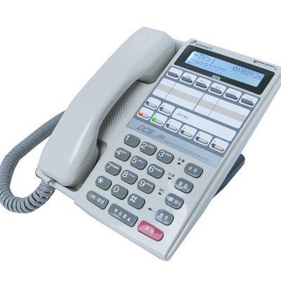 TONNET通航  DCS 8鍵顯示型 總機電話TD-8315D
