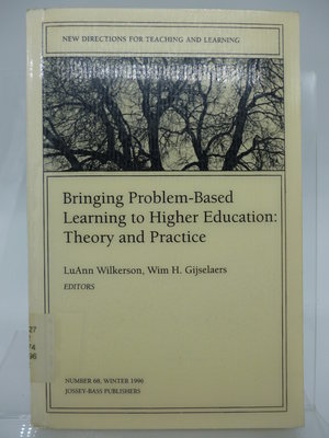 Bringing Problem-Based Learning to Higher Education〖大學教育〗AJM