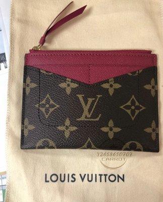二手精品 LV 路易威登 zipped card holder 超薄錢夾 便攜錢包 皮夾 手拿包 M62257 正品現貨