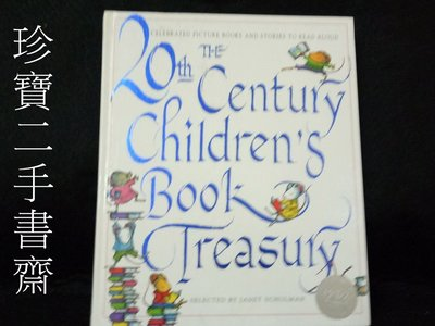 【珍寶二手書齋3B17】20th Century Children's Book Treasury:0679886478