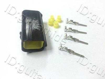 福特 TIERRA 1.6 / 2.0 & MAZDA 323 O2 含氧感應器 含氧感知器插頭 引擎線組端 母頭