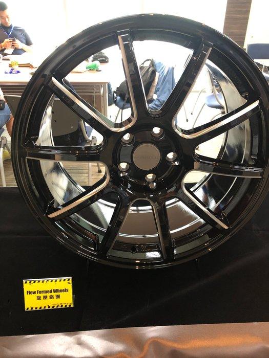 DJD19042519 世盟 Nashin 旋壓鋁圈 輕量化鋁圈 客製化規格 依版本報價為準 歡迎洽詢
