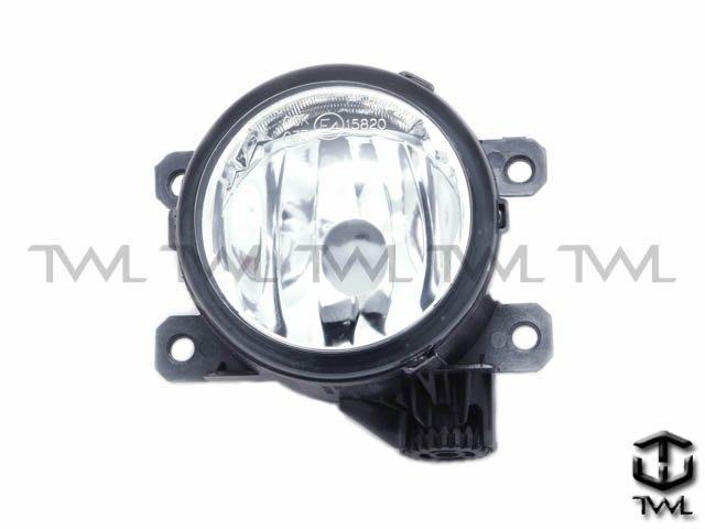《※台灣之光※》 全新本田HONDA CRV四代4代13 14 15 16年原廠型圓形玻璃霧燈