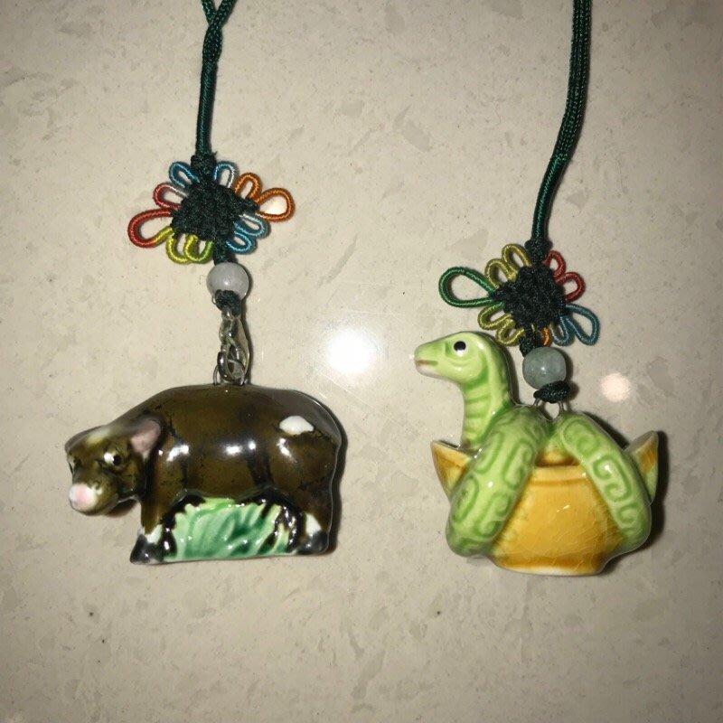 【Darling小舖】牛/蛇 吊飾/手機吊飾/鑰匙圈吊飾