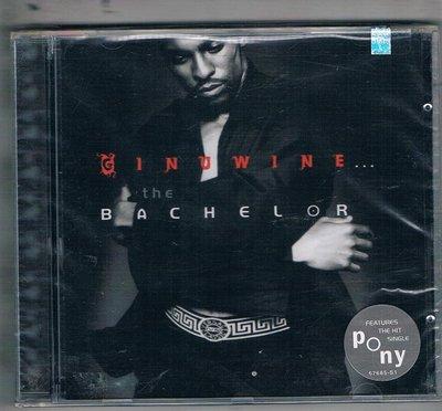 [鑫隆音樂]西洋CD-吉納文GINUWINE:單身漢 THE BACHELOR {BK67685}全新