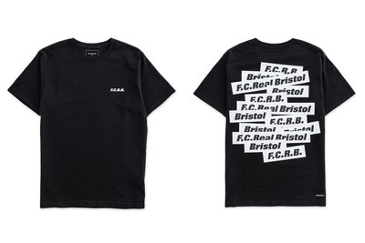 17AW F.C.R.B SUPPORTER TEE 全新正品含運 fcrb