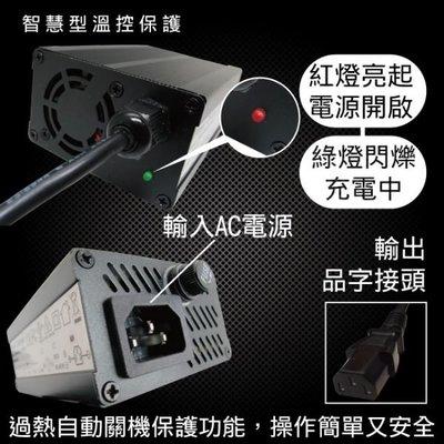 【鋐瑞電池】客製化充電器 SWB48V...