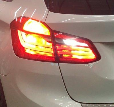 BMW F45/F46/2AT/2GT/2系列-LED霧燈/LED方向燈/LED煞車燈/LED倒車燈-燈泡換裝