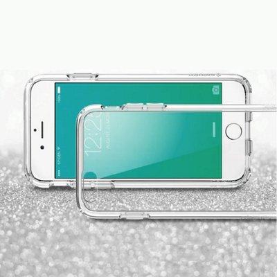 Apple iPhone 6/6s 4.7吋 高質感雙料材質 透明TPU+PC手機殼/保護套