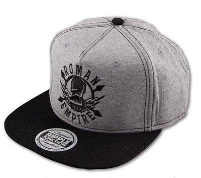 [美國瘋潮]正版WWE Ripple Junction Roman Reigns Snap Hat RR聯名款潮帽棒球帽