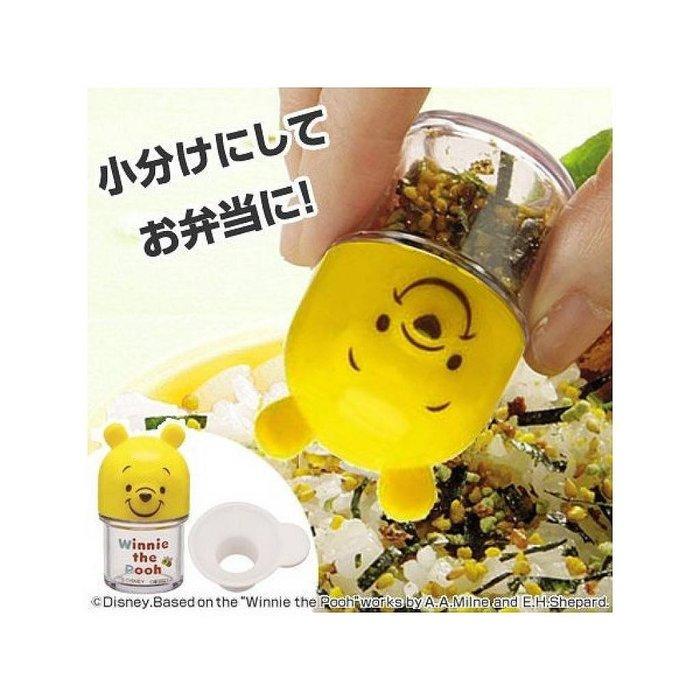日本可愛廚房小物   迪士尼 維尼/Hello  Kitty  香鬆罐