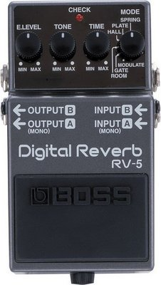 ☆ 唐尼樂器︵☆ BOSS RV-5 Digital Reverb 數位殘響 效果器 RV-5