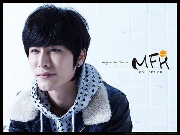 MFH韓系男生造型假髮~SJ 韓庚質感髮【M017002】韓國髮型/男假髮/男士假髮/男生髮型