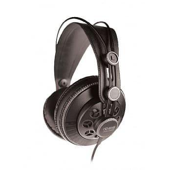 【阿嚕咪電器行】舒伯樂 Superlux HD681B 半開放式 耳罩式耳機