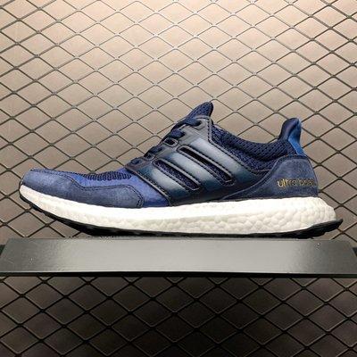 Adidas Ultra boost S&L 藍 休閒運動 慢跑鞋 EF0725 男鞋